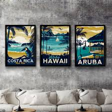 hawaii beach painting promotion shop for promotional hawaii beach