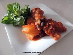 la cuisine portugaise recette de sauté de porc portugal