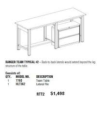 Mayline Ranger Drafting Table Mayline Ranger Steel Team Drafting Tables And Configurations