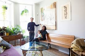 at home with a brooklyn restaurant designer nominated for a james