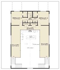 barn style house plan 1014 barnwood manor ndg