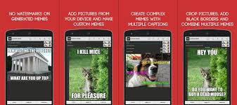 Android Meme Generator - best comic maker apps for android androidbean