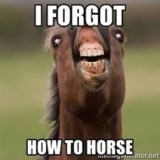 Soon Horse Meme - horse meme generator