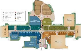 Garden State Plaza Floor Plan Mall Directory Coastal Grand Mall