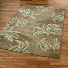 Dark Teal Bathroom Rugs by Palm Trees Area Rugs