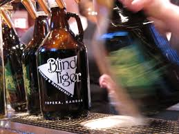 Blind Tiger Topeka On The Kc Ale Trail The Blind Tiger Brewery Kc Ale Trail