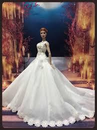 2105 best wedding dresses for dolls images on pinterest bride