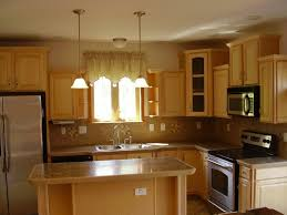 wooden kitchen design l shape small u shaped kitchens with light wood floors kitchen