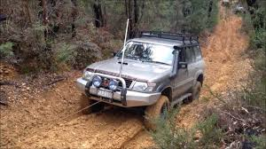 4wd compilation 4x4 offroad nissan patrol 2012 gq and gu youtube