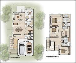 Floor Plan Renderings Color 2d Graphics Floor Plans