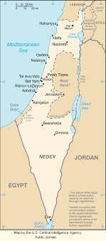 negev desert map daily bible study the negev of
