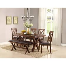 dining room sets massachusetts amazon com better homes and gardens maddox crossing dining bench