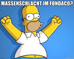 Simpsons Meme Generator - massenschlacht im fondaco homer simpsons meme generator