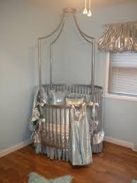 bedroom unique nursery decor with cozy round cribs u2014 nadabike com