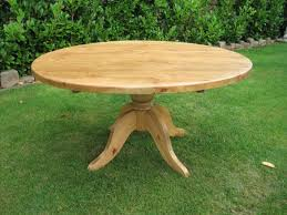 round pine dining table carson reclaimed pine dining alluring round pine kitchen table