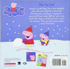 peppa u0027s christmas peppa pig scholastic 9780545565110