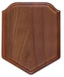 wood plaque basic wood shapes vegas trophies
