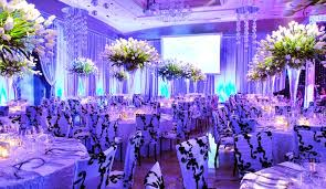 purple and blue wedding royal blue silver white wedding decorations http weddingstopic