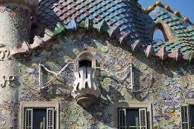 Casa Batllo Floor Plan The Magic Of Color In Gaudi S Work Casa Batlló