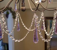 Magnetic Crystals For Light Fixtures Magtrim The World S Magnetic Chandelier Crystals