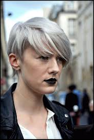 70 best gray hair capelli grigi images on pinterest hairstyles