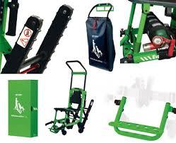 stryker evacuation chair accessories stryker
