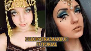 cleopatra makeup tutorial youtube