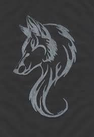 wolf tattoo behind ear wolf tattoo google search tattoos pinterest wolf tattoos and