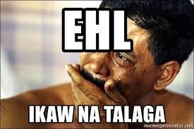 Ikaw Na Meme - ehl ikaw na talaga crying man meme meme generator