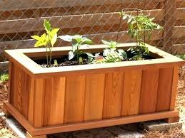 herb garden planter homemade herb garden box herb planter box best diy herb garden
