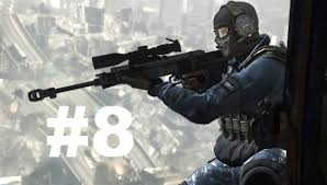 cod ghost mask merrick call of duty ghost gameplay walkthrough campaign part 8
