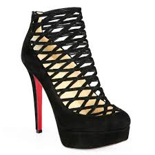 s shoes boots heels 25 best christian louboutin boots images on shoes