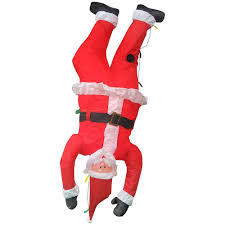 home depot inflatable christmas decorations santa christmas inflatables outdoor christmas decorations