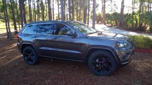 raised jeep cherokee my first jeep grand cherokee altitude jeep