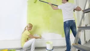 pitturare soffitto tinteggiare con il rullo idee creative e innovative sulla casa e