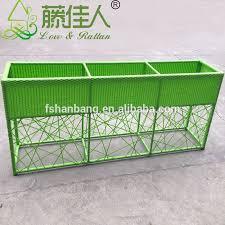 outdoor wicker storage cabinet waterproof resin wicker patio home garden outdoor rattan storage