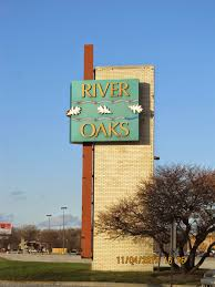 Map Of Twelve Oaks Mall Trip To The Mall River Oaks Center Calumet City Il