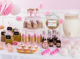pink baby shower pink safari girl s baby shower ideas party city