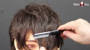 emo scene haircut youtube