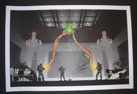 mark englert ghostbusters the flowers are still standing movie