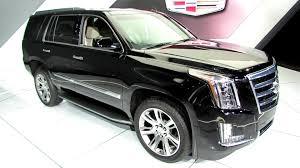 Cadillac Escalade 2014 Interior 2015 Cadillac Escalade Exterior And Interior Walkaround 2014