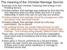 christian attitudes to sexual relationships ppt
