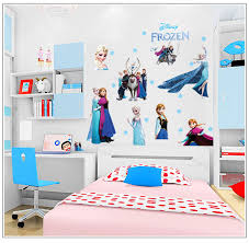 frozen wall stickers wholesale elsa queen and snowflake bedroom frozen wall stickers wholesale elsa queen and snowflake bedroom decoration stickers