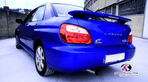 subaru impreza don silencioso roar youtube