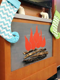 How To Make Fake Fireplace by 12 Tutorials To Make A Cardboard Fireplace Guide Patterns
