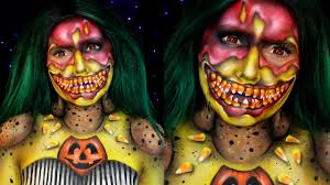Youtube Halloween Makeup by Sweet Demon Halloween Makeup Tutorial Jordan Hanz Dehsonae