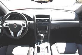 first drive 2008 pontiac g8 autoblog