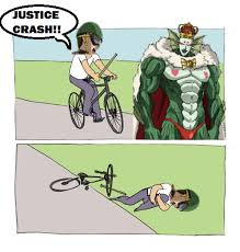 Bike Crash Meme - baton roue entry baton roue know your meme