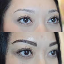 New Eyebrow Tattoo Technique Six Twenty Seven The Queen Of Brows Shaughnessy Keely