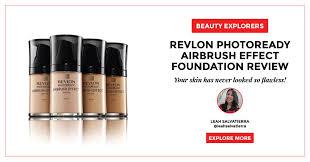 revlon photoready airbrush effect foundation review bdjbox com